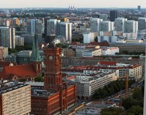 Die Stadt und die Macht - Berlin als Weltbühne, das rote Rathaus als Kampfplatz