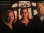 """Renate Krössner, Anna Loos, Thomas Thieme in """"Die Stadt und die Macht"""" ab 12.01.16 in Das Erste"""