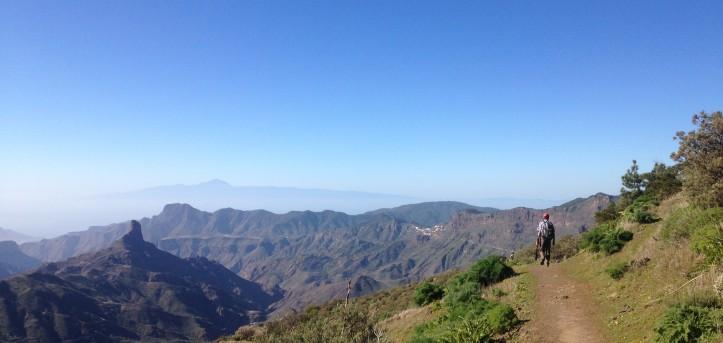 Tolle Blicke: Wandern im Nord-Westen Gran Canarias