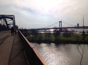 Homberger Brücke in Ruhrort