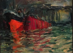 Ausstellung: Nolde in Hamburg