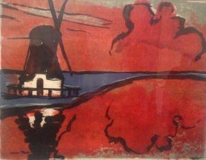 Emil Nolde, Ausstellung in Hamburg