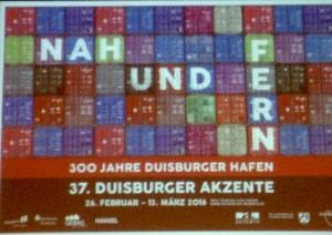 Duisburg feiert 300 Jahre Hafen