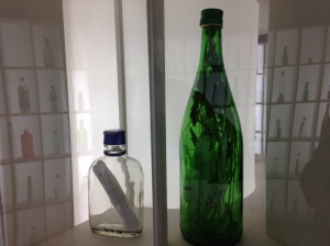 """""""Tausend und eine Flaschenpost"""" im Binnenschifffahrtsmuseum"""