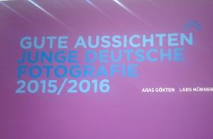 Gute Aussichten. Junge deutsche Fotografie 2016