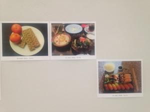 Foodies zwischen asiatisch, deutsch und international. Von Kyung-Nyu Hyun.