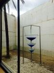 Rebecca Horn: Three Graces of Blue im Es Baluard