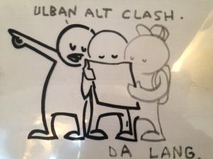 Urban Art Clash - da lang!