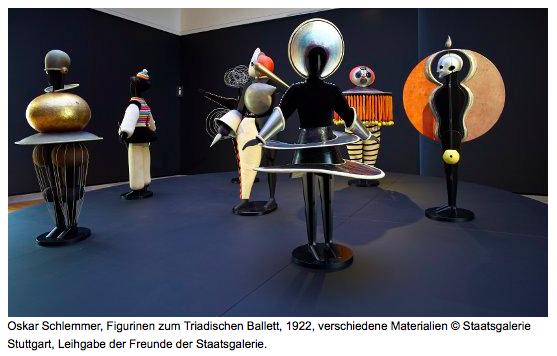 Schlemmer-Retrospektive 2015