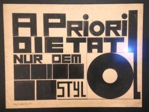Bauhaus Ausstellung in der Bundeskunsthalle