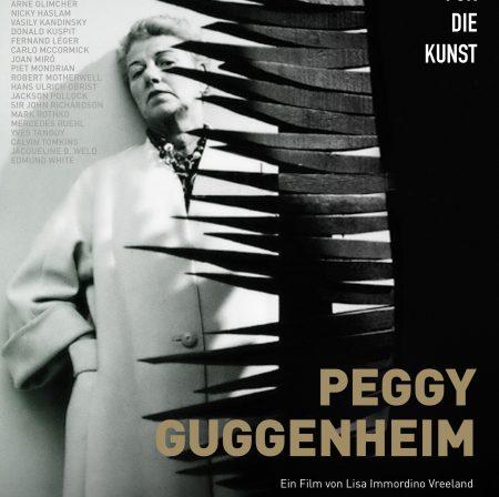 Peggy Guggenheim Ende der 50er jahre