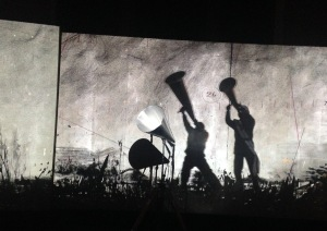 William Kentridge im Gropiusbau, Berlin