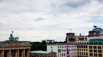 Blick von der Akademie der Künste, Berlin