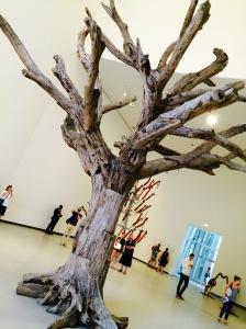 Ai Wei Wei in der Fondation Louis Vuitton