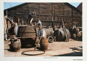 Robert Doisneau: Village de Bercy