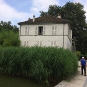 Paris à vélo: Parc von Bercy