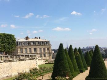 Paris à vélo: Saint Cloud