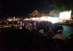 Lichtblick Inselkino auf Amrum mit openair-Programm