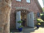 Föhr: Teestube in Nieblum