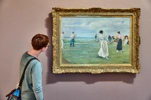 Max Liebermanm im Museum Kunst der Westküste