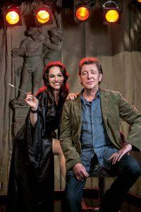 Jan Fedder als Hafenpastor im Burlesque-Milieu