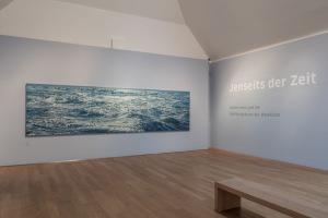 Jochen Hein im Museum Kunst der Westküste: Blick in die Ausstellung