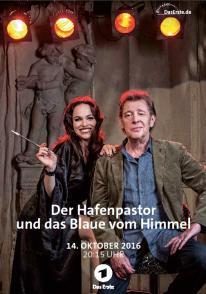 Filmplakat Der Hafenpastor und das Blaue vom HImmel