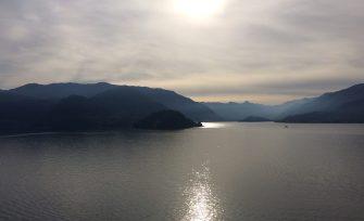 Wandern am Comer See – Überfahrt von Menaggio nach Varenna