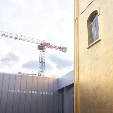 Fondazione Prada in Milano