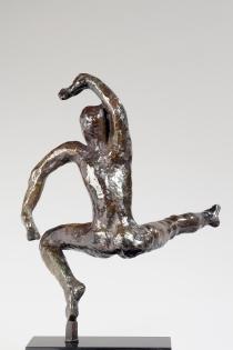 Rodin widmet sich dem Körper in seiner ganzen Dynamik