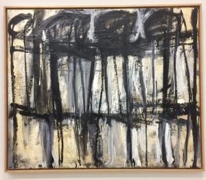 Cy Twombly: Frühes Werk aus den 50ern