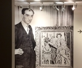 Galerist Paul Rosenberg im Musee Maillol