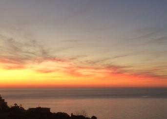Sunset bei Banyalbufar