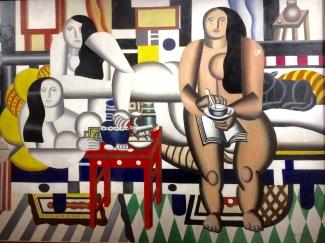 Fernand Leger: Trois Femmes (Le grand déjeuner), 1921 - 1922