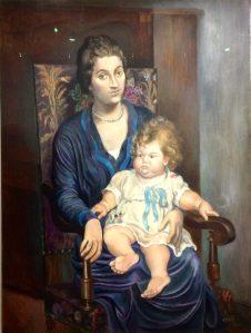 Pablo Picasso: Marguerite Rosenberg, femme de Paul Rosenberg