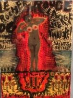 Kleine Frauenakte stehen im Zentrum einer ganzen Postkarten-Serie von Anita Rée