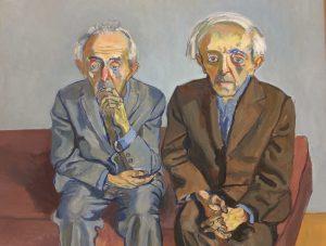 Raphael und Moses Soyer gehörten zur linken Künstlerszene