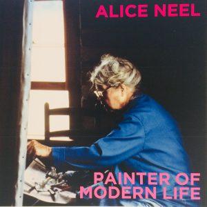 Die Künstlerin Alice Neel - Ausstellungsplakat