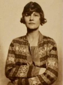 Coco Chanel. 1923