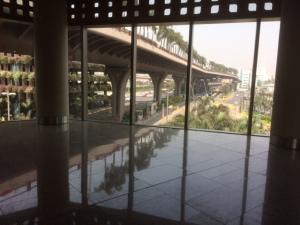 Letzter Blick aus dem Terminal 2, Mumbai