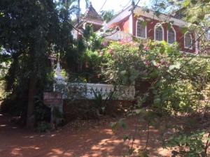Im potugiesischen Kolonial-Stil erbaut: das Marbella Guest House