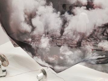 Frischer Wind für die neue Fotografie - Installation auf Gute Aussichten Deluxe