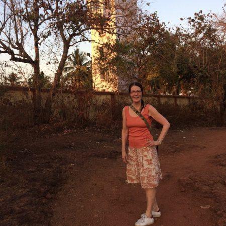 Johanna in Goa